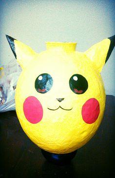 Pikachu piñata