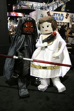 15 Amazing Star Wars Costumes
