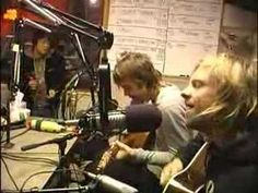 "Switchfoot in Studio - ""Head Over Heels"" - SPIRIT 105.3 FM"