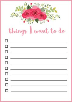 Free Printable To-Do List – Marilyn Nassar To Do Lists Printable, Printable Paper, Free Printables, Free Printable Stationery, Planner Pages, Planner Stickers, Diy And Crafts, Paper Crafts, Planner Organization