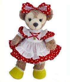 Shelliemay Handmade Costume Drawers with Alice's Adventures in Wonderland&Minnie