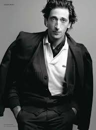 Adrien Brody Model Lacoste