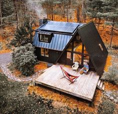 Cabin house design