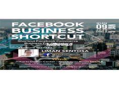 Tiket Seminar Facebook Business Shortcut Jakarta Barat - jualbarang.cf - Daftar Iklan Gratis