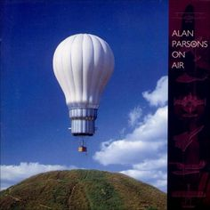 1996 - On Air - Alan Parsons Storm Thorgerson: Curvatura en la Realidad. Storm Thorgerson, Lana Del Rey Vinyl, Alan Parsons Project, So Far Away, Pop Rock Music, Cd Cover Art, Cd Art, Music Album Covers, Music Albums