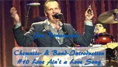 #10 Intro Chemnitz-Band - Love Ain't a Love Song - Joe Bonamassa - Chemn...