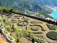 Villa Ruffolo, Ravello | http://wp.me/p5qhzU-c9 | #travel, #Italy