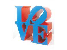 LOVE | Robert Indiana, LOVE (1966)