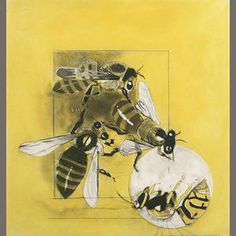 Bonhams Fine Art Auctioneers & Valuers: auctioneers of art, pictures, collectables and motor cars Growth And Decay, Pseudo Science, Garden Of Earthly Delights, Sticky Fingers, Beautiful Bugs, English Artists, Bugs And Insects, Modern Artists, Beekeeping
