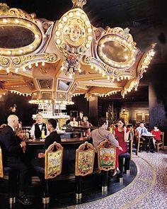 Carousel Bar - Hotel Monteleone in New Orleans. Love.