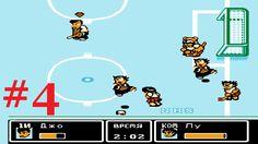 Ike ike nekketsu hockey bu Прохождение Хоккей Часть #4