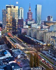 Warsaw Poland < pl° https://de.pinterest.com/kas1405/around-the-world/