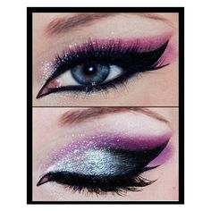 Cosmic Galaxy Fashion ❤ liked on Polyvore featuring beauty products, makeup, eye makeup, eyes and beauty