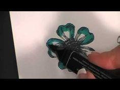 Stampin' UP! Blendabilities video tutorial http://www.luvinstampin.com/2014/05/stampin-up-blendabilities.html