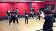 120213 T-ara Cry Cry MTV Dance Cover Class