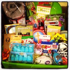 Easter basket for teen boys my ideas pinterest teen boys easter basket for teen boy negle Gallery