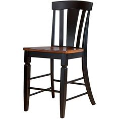 "Amish Lexington 24"" Pub Chair ($309) ❤ liked on Polyvore featuring home, furniture, chairs, accent chairs, amish chairs, felt pads furniture, brown accent chair, brown bar stools and amish bar stools"