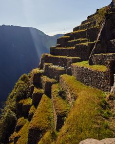 what you didn't know about Machu Picchu :)