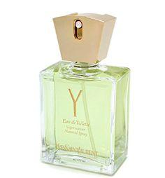 Y Yves Saint Laurent perfume - a fragrance for women 1964