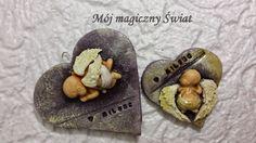 Mój magiczny Świat : serce z masy solnej