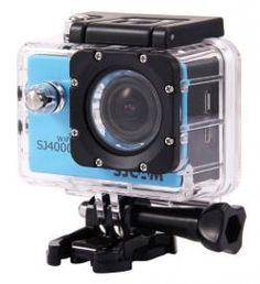 CAMARA VIDEO SJCAM SJ4000 WIFI BLUE