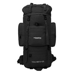 Special Offers - Paladineer Sport Internal Frame Backpack 85-liters Black - In stock & Free Shipping. You can save more money! Check It (May 23 2016 at 08:04PM) >> http://outdoorgrillusa.net/paladineer-sport-internal-frame-backpack-85-liters-black/