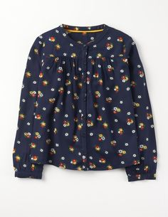 Printed Top 91414 Tops at Boden