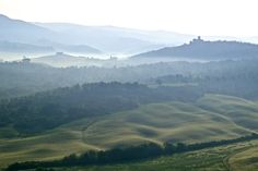 Sant'Anna in Camprena is the monastery in Val d'Orcia where it was filmed the movie The English Patient
