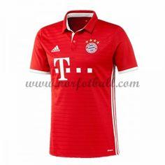 adidas Men's FC Bayern Munich Authentic Home Jersey FcbTrue/White Fc Bayern Munich, Maillot Bayern Munich, Soccer Gear, Soccer Shoes, Sweater Refashion, Sweater Shirt, Football Kits, Football Jerseys, Adidas Kids