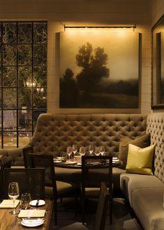 Austin Type: LaV Restaurant interior design  photo