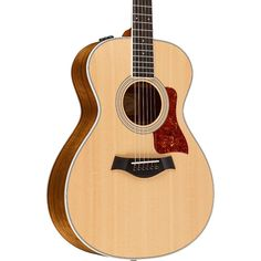 Taylor 400 Series 412e Grand Concert Acoustic-Electric Guitar Natural