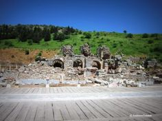 Ruinele din Ephesus | Update Your Journal