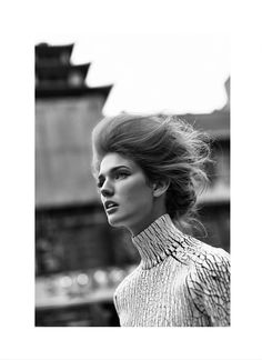 Kendra Spears Stars in Vogue Mexicos October Issue by Koray Birand