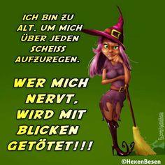 Die 18 Besten Bilder Von Hexen Spruche Witches Jokes Und Chistes