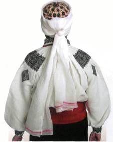 Національний український одяг Поділля