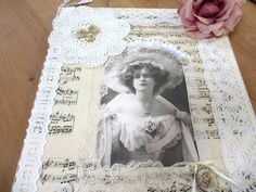 Wandbild Shabby ChicWanddeko Wandbehang Spitze vintage | Etsy Portrait, Frame, Shabby Chic, Etsy, Vintage, Home Decor, Interior Decorating, Wall Hanging Decor, Antique Lace