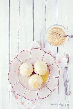 potato dumplings with apricots