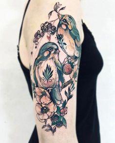 70 Trendy Ideas Big Bird Tattoo Back Pretty Tattoos, Love Tattoos, Beautiful Tattoos, Body Art Tattoos, New Tattoos, Tattoos For Women, Tattoo Son, Tatoo Art, Tattoos Bein