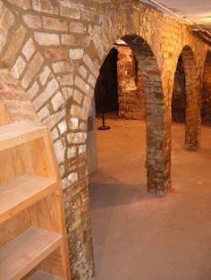Brick archways