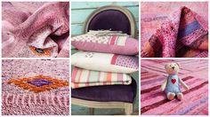 Esma ist ein schöner Patchwork-Teppich mit einem helligen pink Ton.  Daneben haben wir unser Cemre Teppich mit einem noch helleren Pink-Ton. Die Entscheidung liegt bei Ihnen.  Patchwork Teppich ESMA: http://www.sukhi.de/caput-esma-patchwork-teppiche-3.html