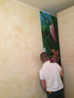 Stampa parete