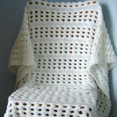 Comfort Afghan   free crochet pattern