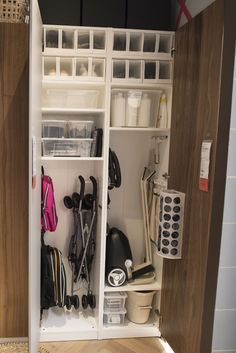 Hallway storage ikea pax wardrobe ideas for 2020 Hallway storage ikea pax wardrobe ideas for 2019 Under Stairs Storage Ikea, Ikea Storage Cubes, Diy Storage Bench, Hallway Storage, Diy Kitchen Storage, Stair Storage, Bathroom Storage, Hallway Cupboards, Ikea Hallway