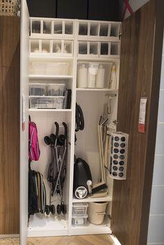 IKEA Delft | Store and organise | Hallway storage | PAX wardrobe www.ikea.com