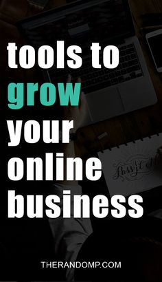 Are you ready to take your online business to the next level? Here's a list of various online business tools to use for your business growth. The list includes email marketing softwares, schedulers, social media planners, photo and video editors and much Marketing Software, Email Marketing, Content Marketing, Affiliate Marketing, Home Based Business, Business Tips, Online Business, Business Names, Photo And Video Editor
