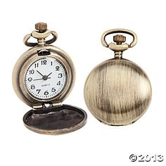 Small Pocket Watch - Oriental Trading $10