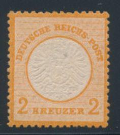 Germany stamp (GE). VERY FINE, og. Scott catalog value: $475. Stock # 345951 || #philately