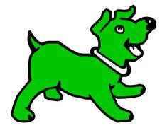 El perro verde Scooby Doo, Students, Pictures, Fictional Characters, Art, Green, Photos, Art Background, Kunst