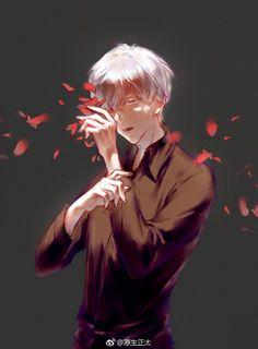 Artist : 原生正太 https://weibo.com/u/2003045577 http://yuanszt-k.lofter.com/