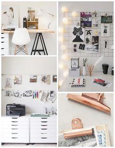 Interior Inspiration: Mein neuer Arbeitsplatz
